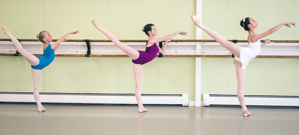 Register for Ballet Classes at Eastern Connecticut Ballet