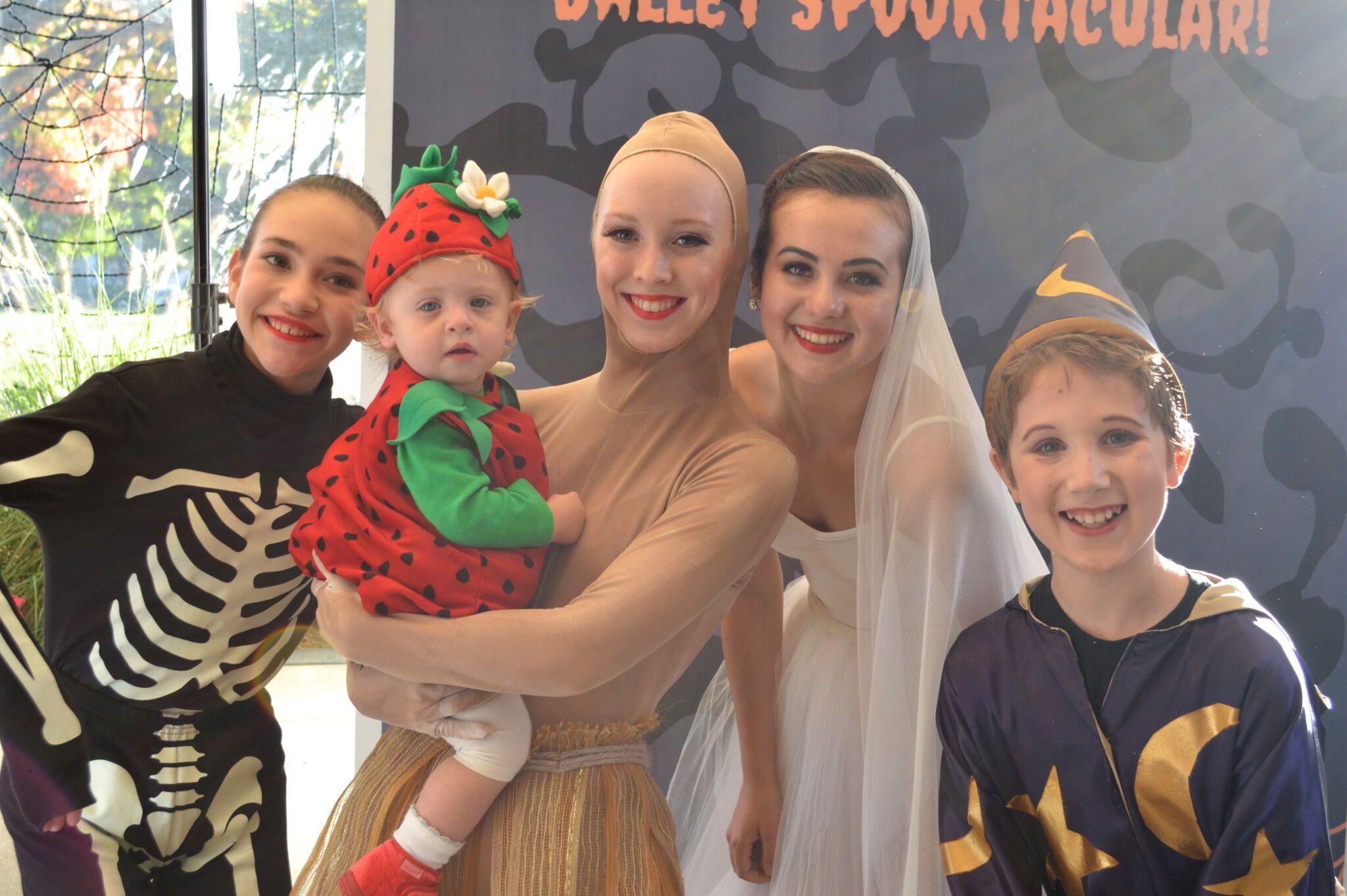 Eastern Connecticut Ballet Ballet Spooktacular