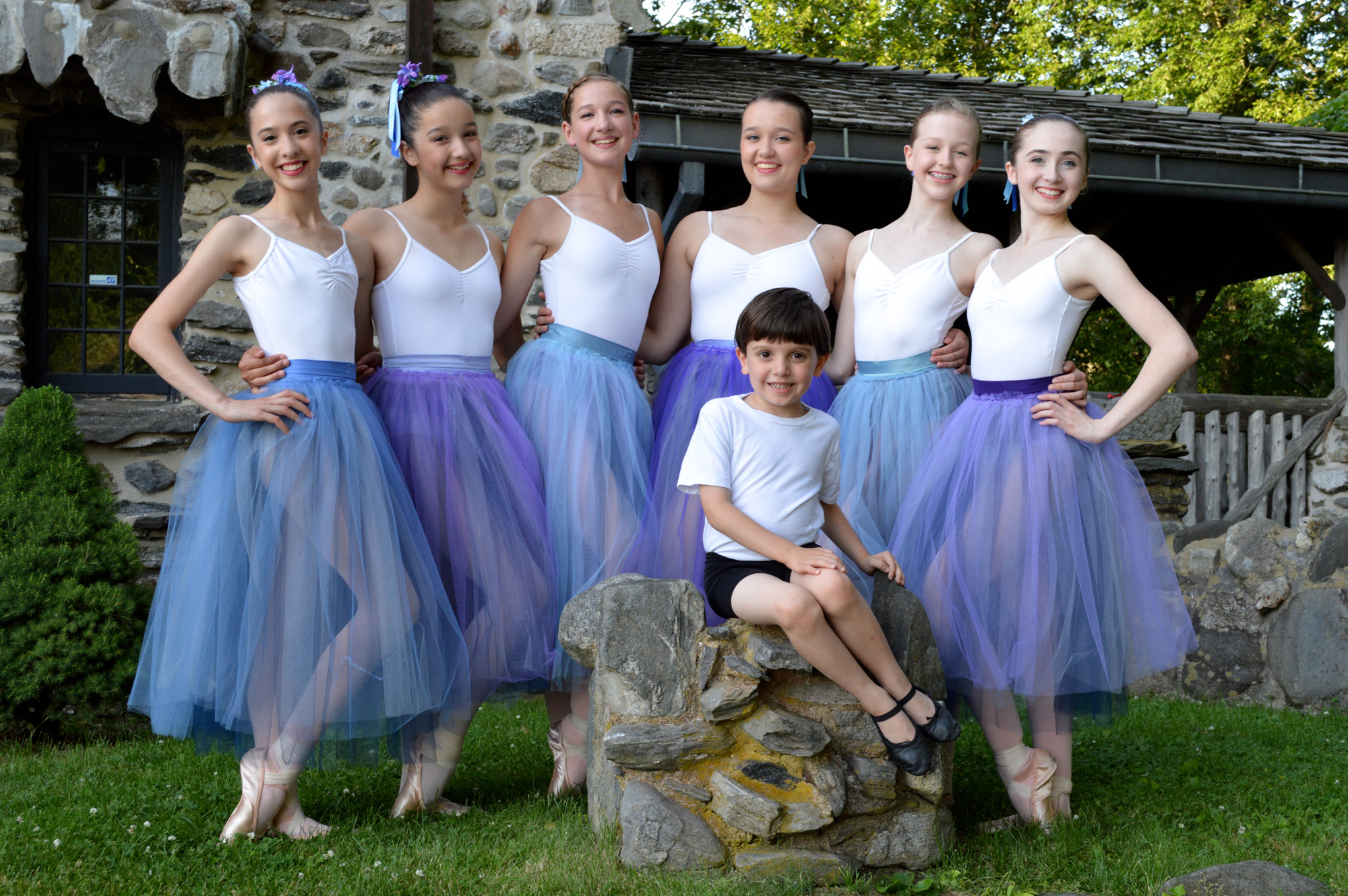 Information for Parents and Performers at Eastern Connecticut Ballet