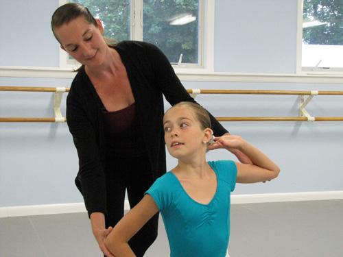 Eastern Connecticut Ballet Faculty - Laura Barnard