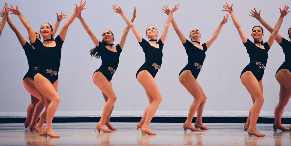 Modern, Character & Jazz Classes at Eastern Connecticut Ballet