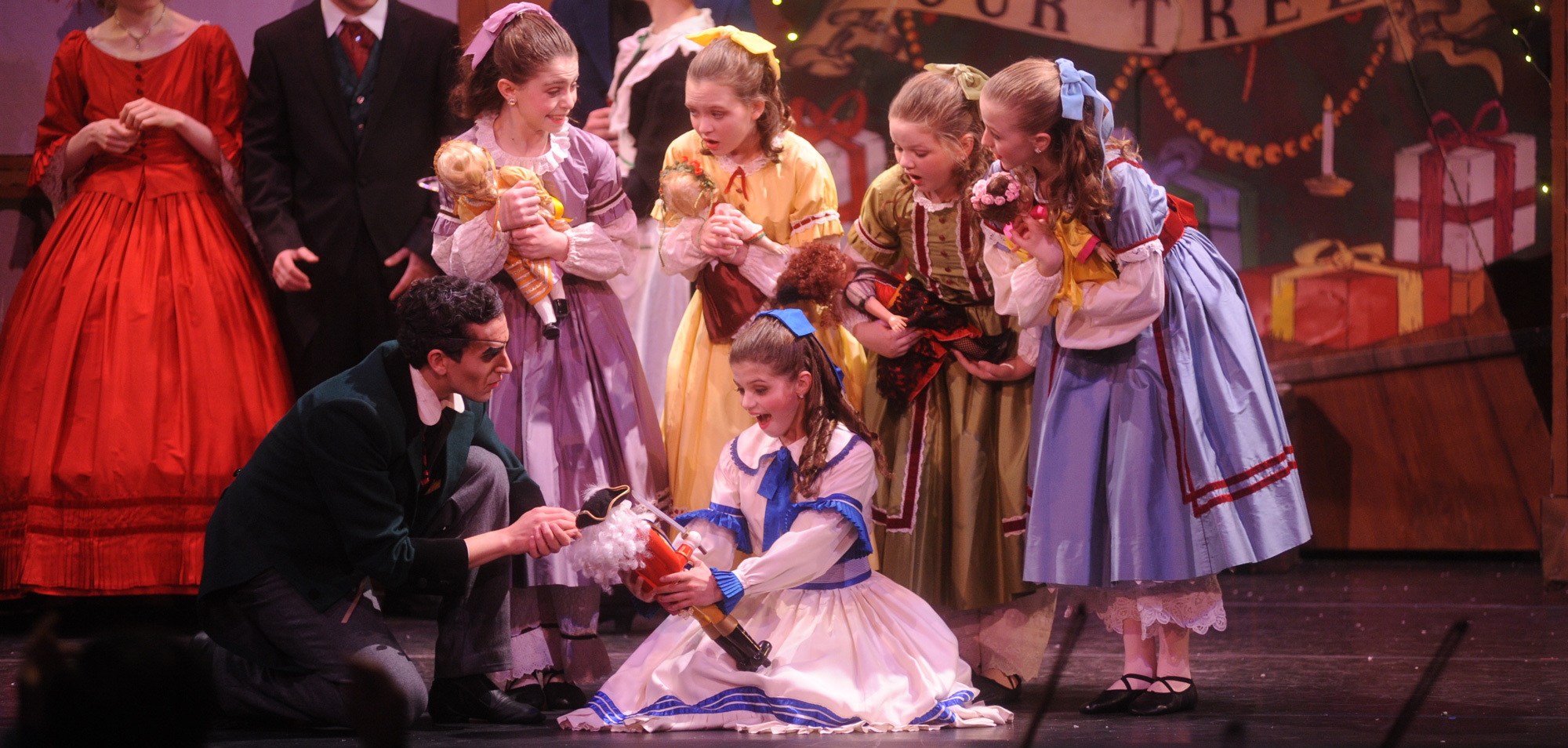 Eastern Connecticut Ballet - The Nutcracker at the Garde Arts Center