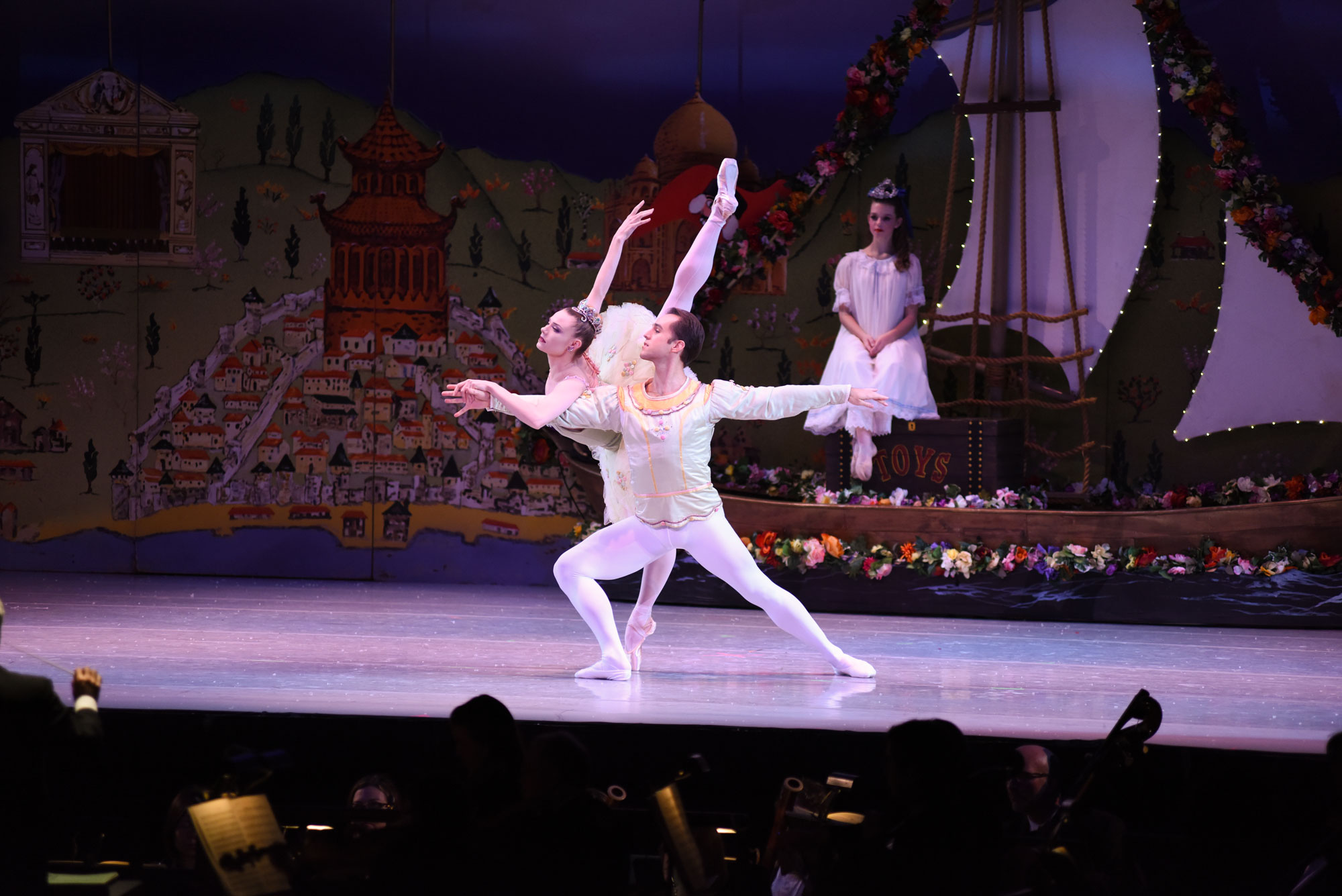 The Nutcracker at Eastern Connecticut Ballet