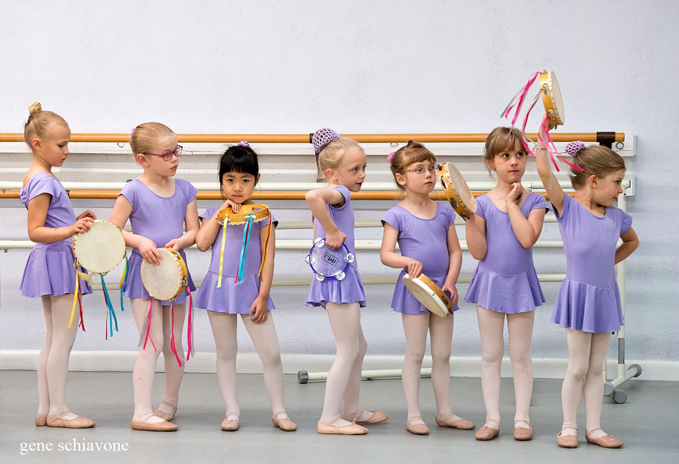 Children's ballet classes in Connecticut
