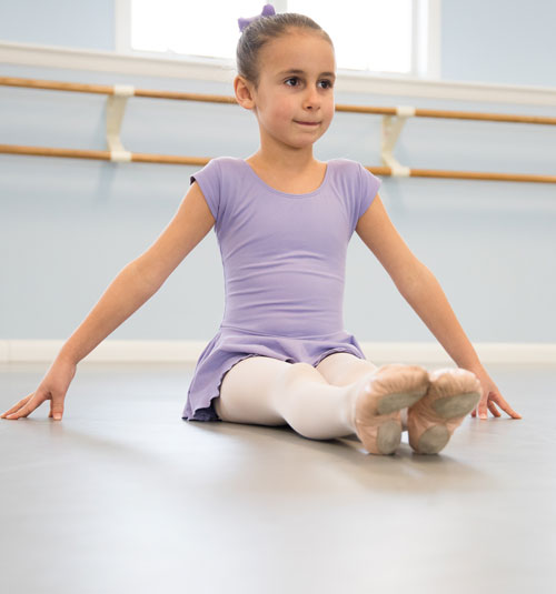 Young Children's Dance Program Connecticut