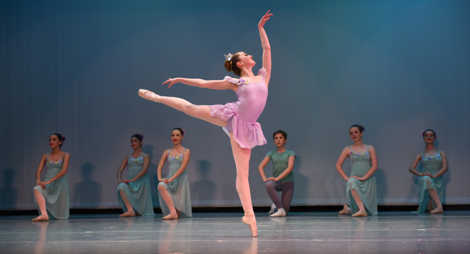Classical Ballet & Pre-Professional Ballet Program Performances