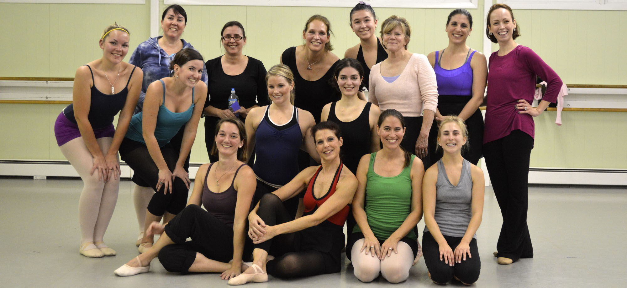 Adult Classes at Eastern Connecticut Ballet