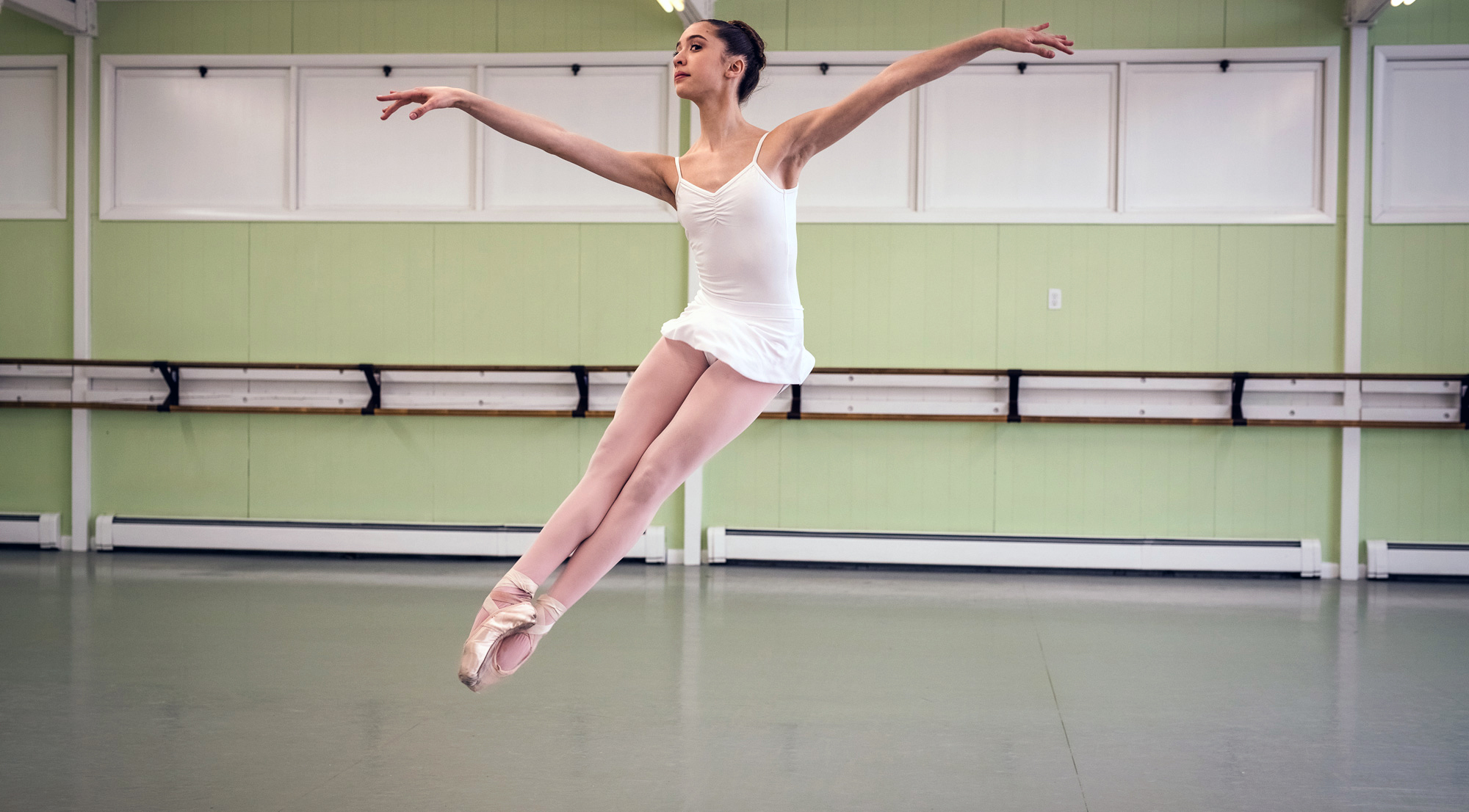 Classical Ballet & Pre-Professional Ballet Program