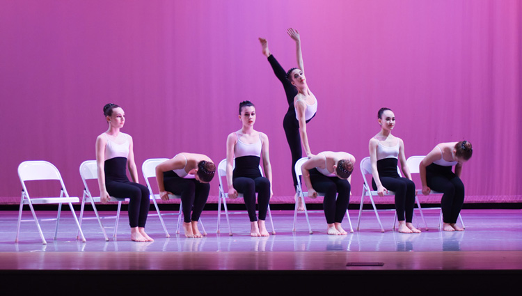 Modern - eastern Connecticut ballet