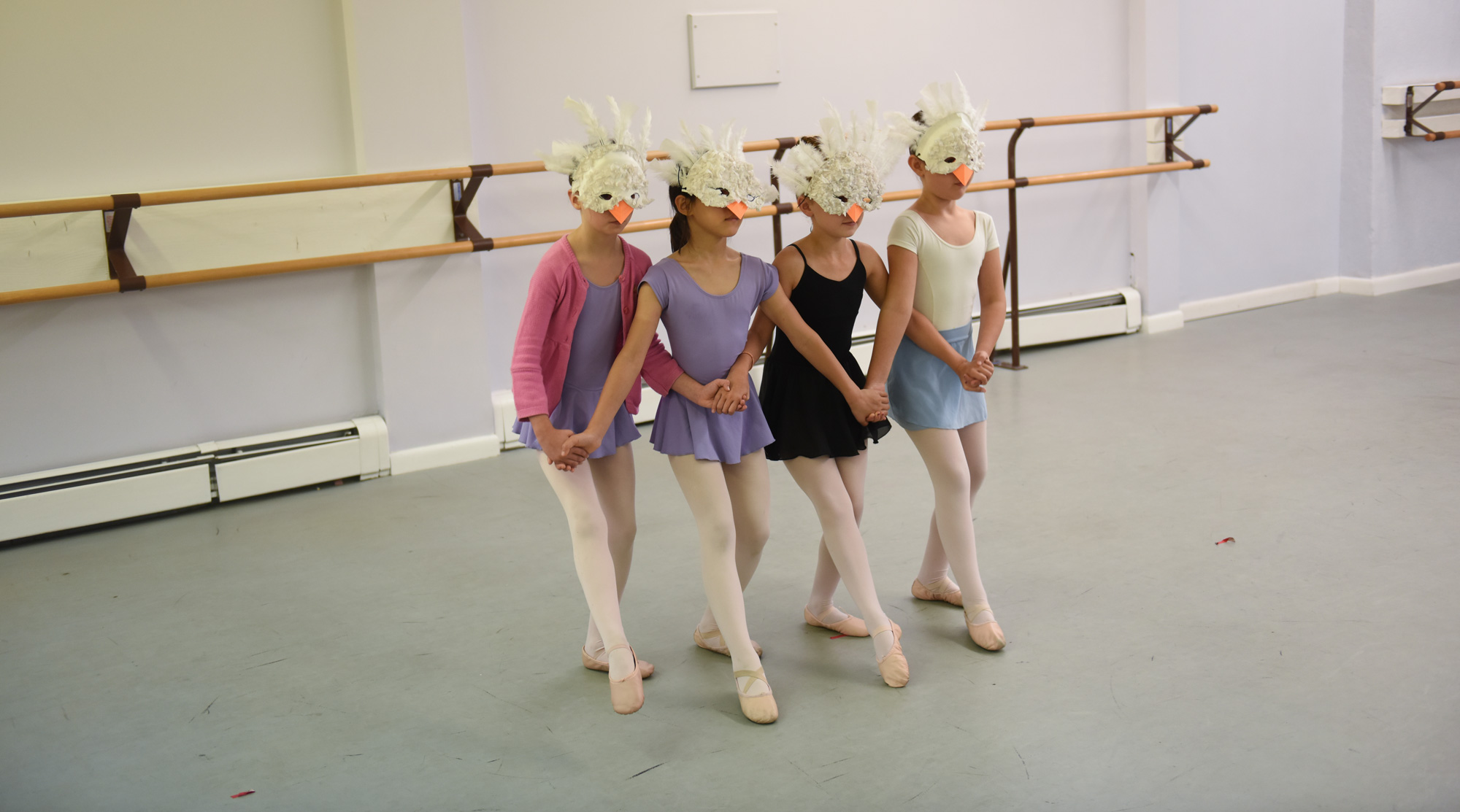 Petite Dancer Program at Eastern Connecticut Ballet