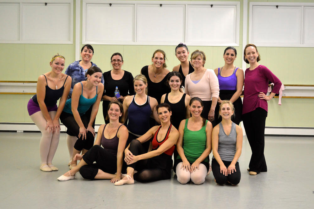 Adult Dance Classes at Eastern Connecticut Ballet