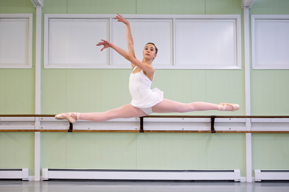 Young Professional Summer Programs at Eastern Connecticut Ballet Summer Intensive