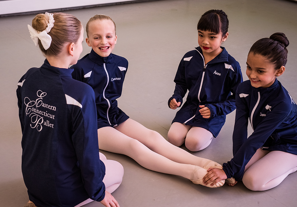 Open Youth Ballet Class