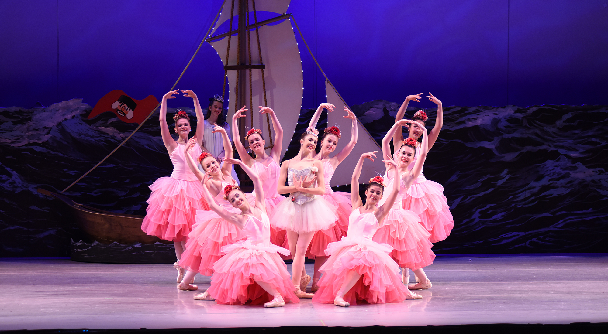 Eastern CT Ballet performs the Nutcracker