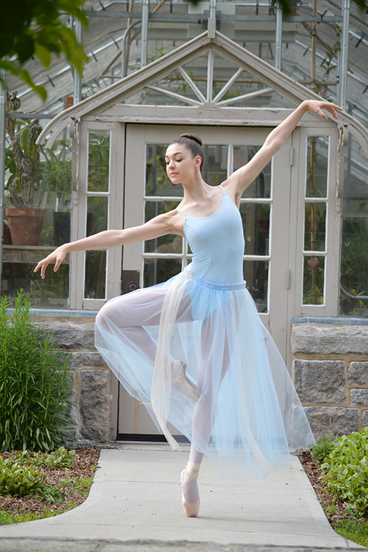 Eastern CT Ballet - Classic Ballet Outdoors