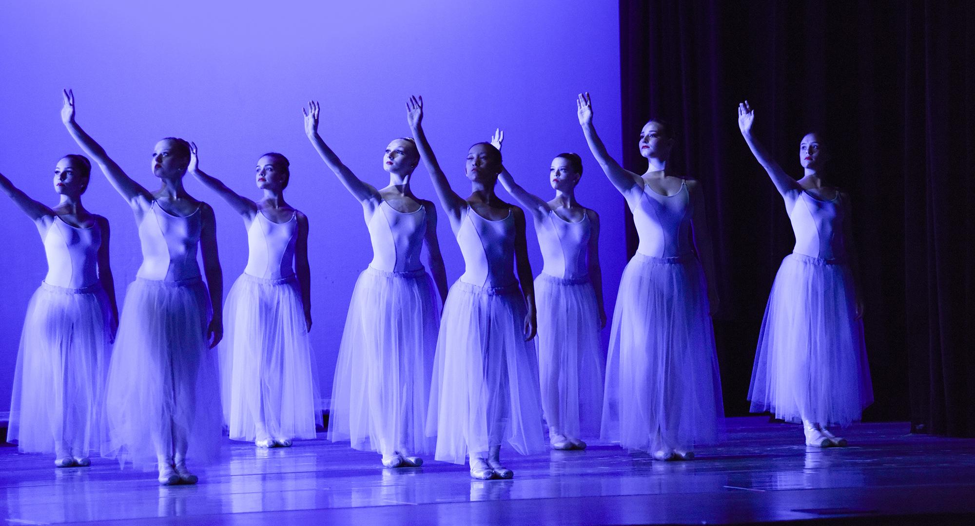Classical Ballet & Pre-Professional Ballet Program Performances
