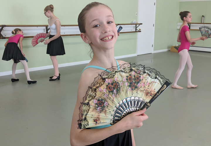 Young Professional Summer Programs at Eastern Connecticut Ballet Ages 8 to 12
