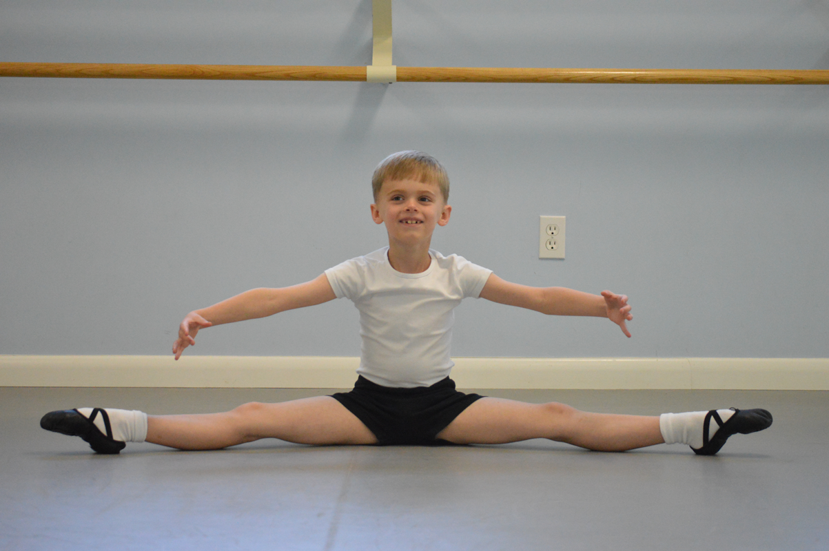 Summer Programs at Eastern Connecticut Ballet - Ages 6 to 9