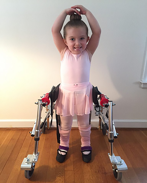 Adaptive Dance Programs at Eastern Connecticut Ballet