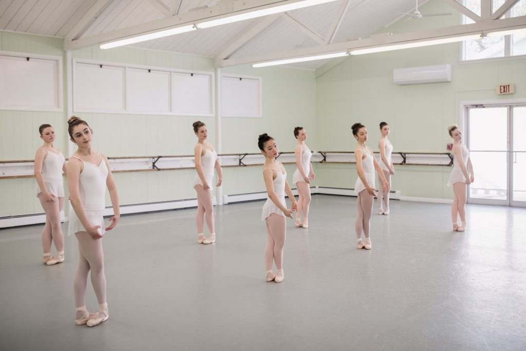 Summer Intensive Program | Eastern Connecticut Ballet