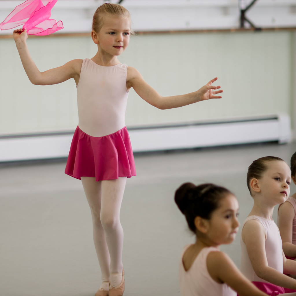 Young Childrens Program at Eastern Connecticut Ballet